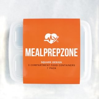Product Review: Meal Prep Zone Food Storage Containers
