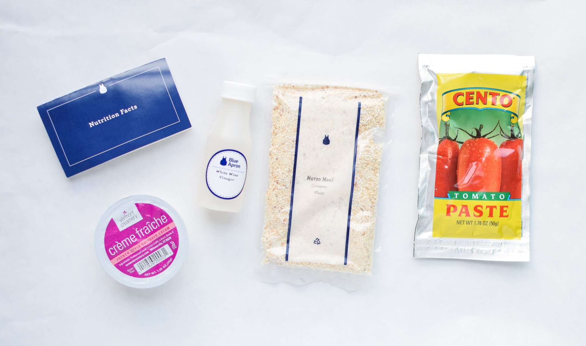 Blue Apron Meal Delivery Service Review - Pictures and discussion on the popular meal delivery service Blue Apron. - ProjectMealPlan.com