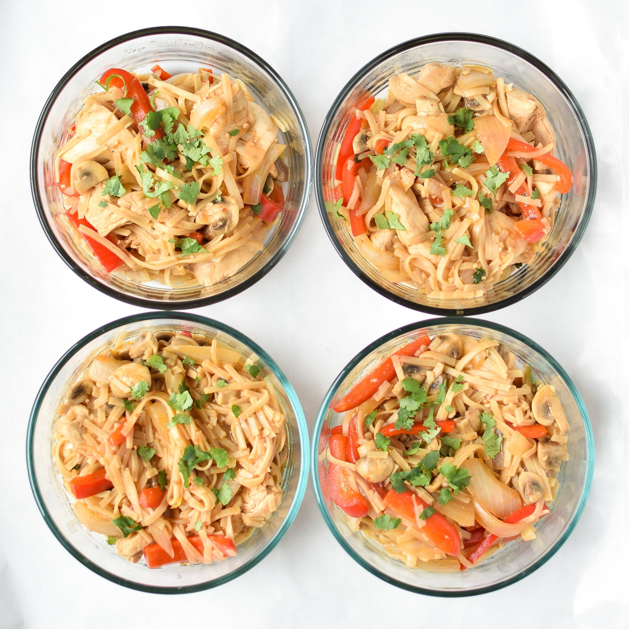 Sunday Meal Prep for March 5th, 2017 - Sunday Meal Prep Steps, shopping list, macro counts and more! - ProjectMealPlan.com