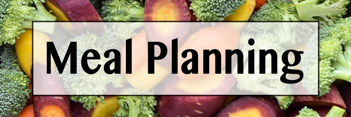 The Ultimate List of Resources for Meal Planning and Prep - References, meal prep tips, How-To's, and recipe inspiration for your meal prep and planning! - ProjectMealPlan.com