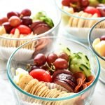 How to Turn Cheese and Crackers into DIY Adult Lunchables - Check out some simple tips and tricks for turning your fave appetizer into a delicious lunch! - ProjectMealPlan.com