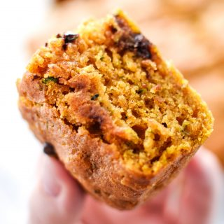 Pumpkin Spice Zucchini Bread Squares are the ultimate fall treat - zucchini bread crossed with pumpkin bars! - ProjectMealPlan.com