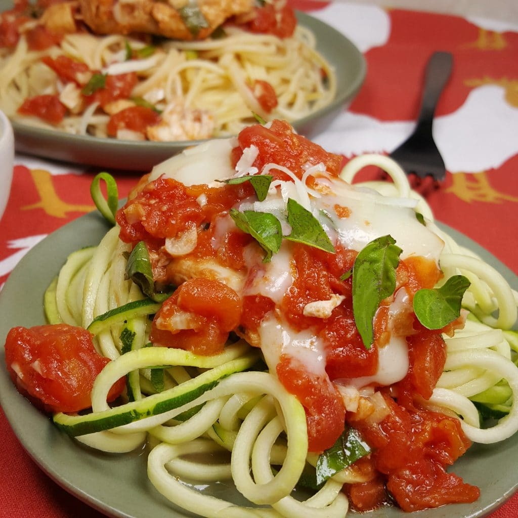 This Old Gal Pressure Cooker bruschetta chicken with zoodles most popular recipes