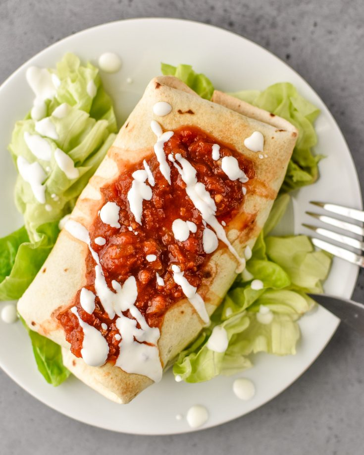 #3 How to Make Chimichangas in an Air Fryer