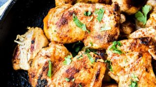 Oven, Skillet, or Grill Piri Piri Chicken