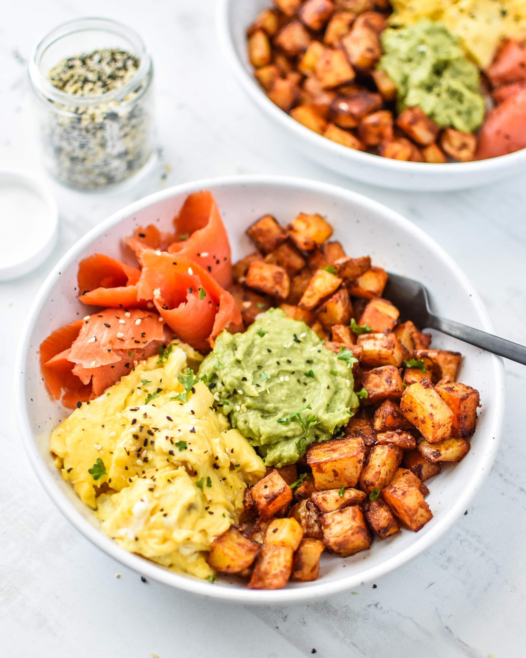 breakfast for dinner is always an option! especially if you don't get to breakfast like this at breakfast time this is the best whole30 dinner recipe idea