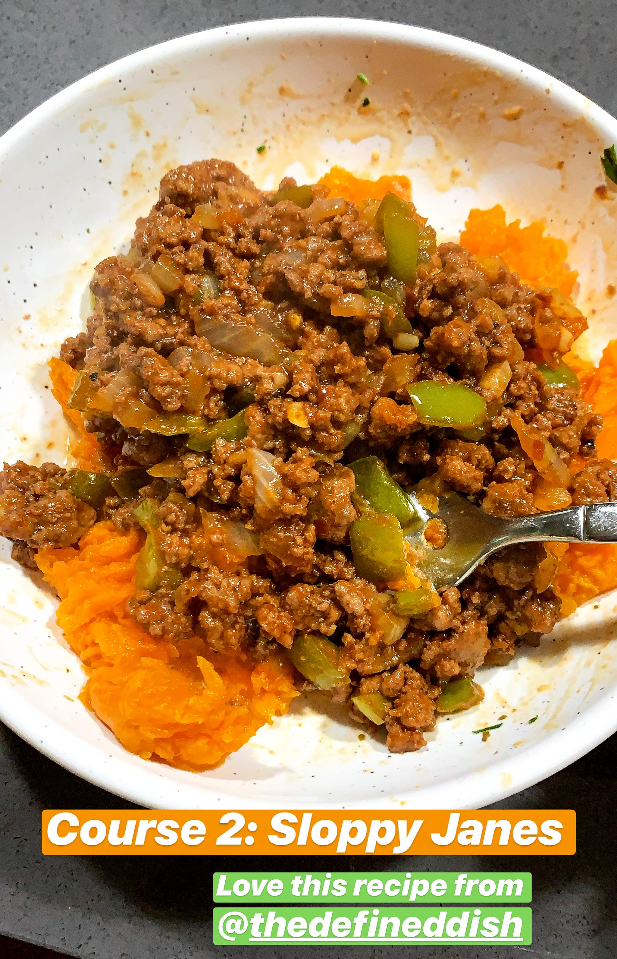 whole30 sloppy janes - one of our favorite whole30 dinner recipes