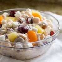 24 Hour Fruit Salad Recipe
